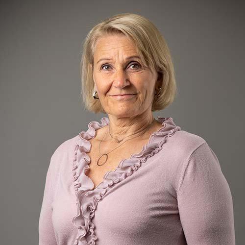 Pia Johansson, rektor på Didaktus Jakobsberg